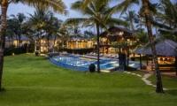Gardens and Pool - Villa Semarapura - Seseh, Bali