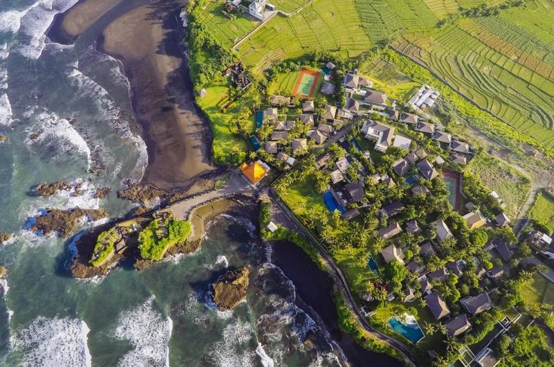 Top View - Villa Semarapura - Seseh, Bali