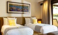 Twin Bedroom - Villa Semarapura - Seseh, Bali