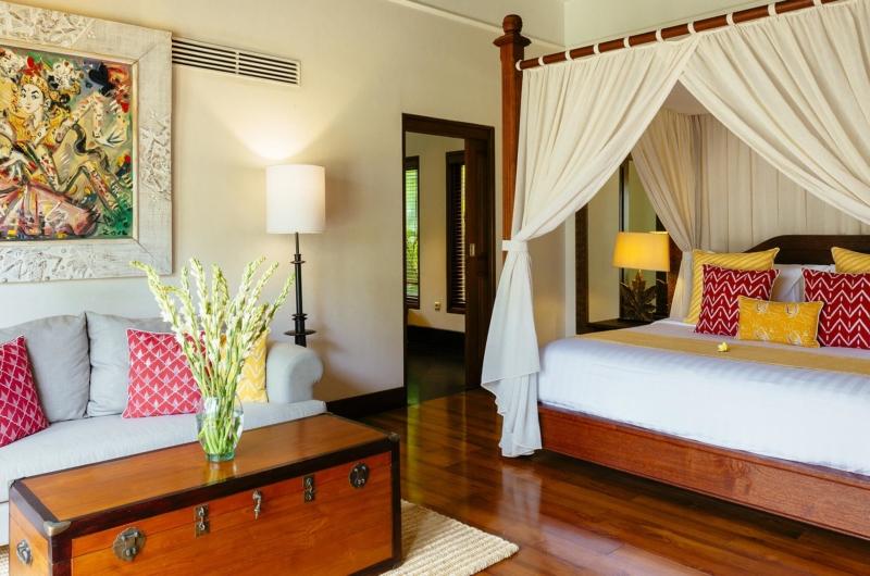 Bedroom with Seating Area - Villa Semarapura - Seseh, Bali
