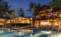 Night View - Villa Semarapura - Seseh, Bali