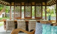 Dining Area - Villa Semarapura - Seseh, Bali