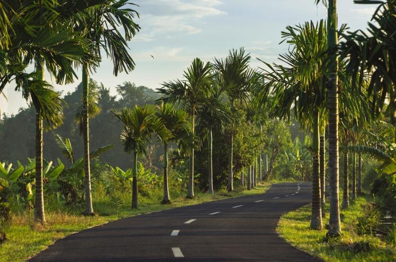 Road View - Villa Semarapura - Seseh, Bali