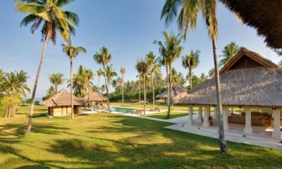 Outdoor Area - Villa Sepoi Sepoi - Lombok, Indonesia