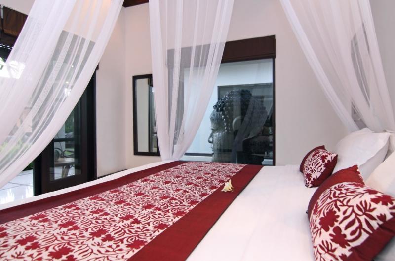 Bedroom - Villa Sesari - Seminyak, Bali