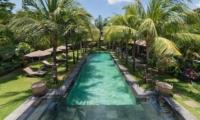 Gardens and Pool - Villa Shambala - Seminyak, Bali
