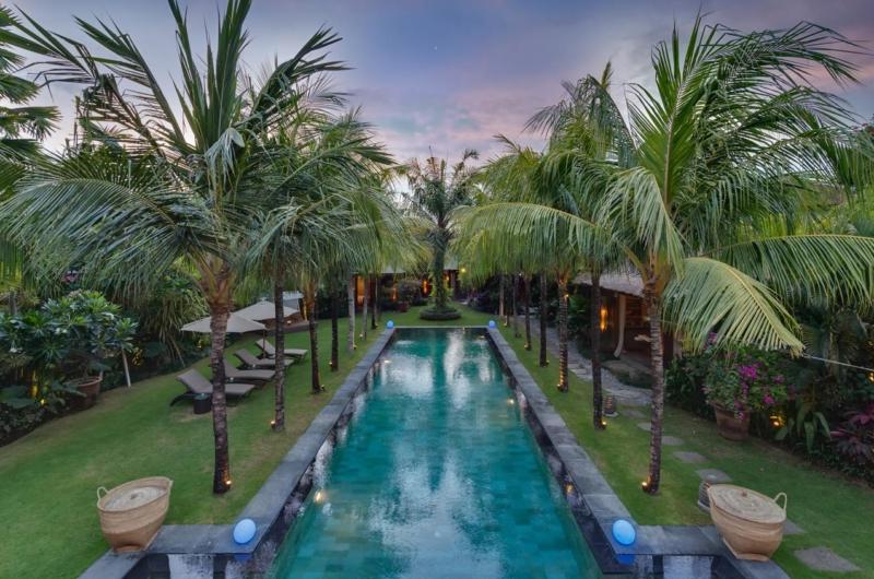Pool - Villa Shambala - Seminyak, Bali