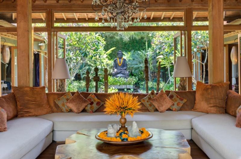 Living Area - Villa Shambala - Seminyak, Bali
