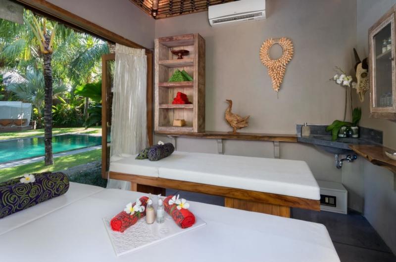 Spa Room - Villa Shambala - Seminyak, Bali