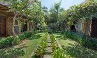 Lawns - Villa Shambala - Seminyak, Bali