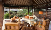 Lounge Area - Villa Shinta Dewi - Seminyak, Bali