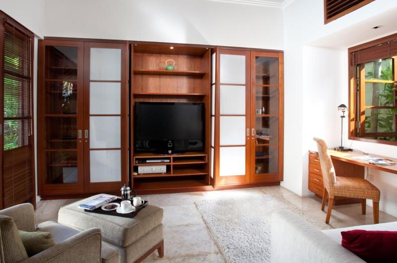 TV Room - Villa Shinta Dewi - Seminyak, Bali