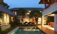 Night View - Villa Shinta Dewi - Seminyak, Bali