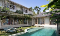 Gardens and Pool - Villa Sky Li - Seminyak, Bali