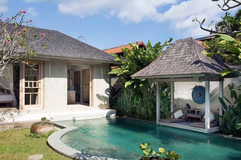 Pool Side - Villa Sky Li - Seminyak, Bali