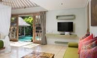 Bedroom with Sofa - Villa Sky Li - Seminyak, Bali