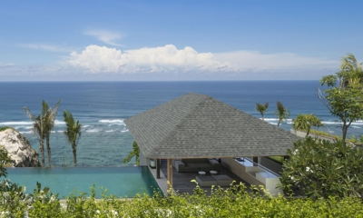 Gardens and Pool - Sohamsa Ocean Estate - Ungasan, Bali