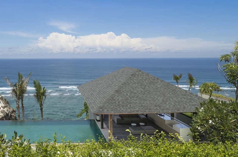 Swimming Pool - Villa Soham - Ungasan, Bali