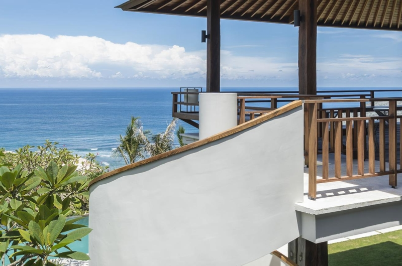 Up Stairs Area with View - Villa Soham - Ungasan, Bali