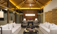 Living and Dining Area - Villa Soham - Ungasan, Bali