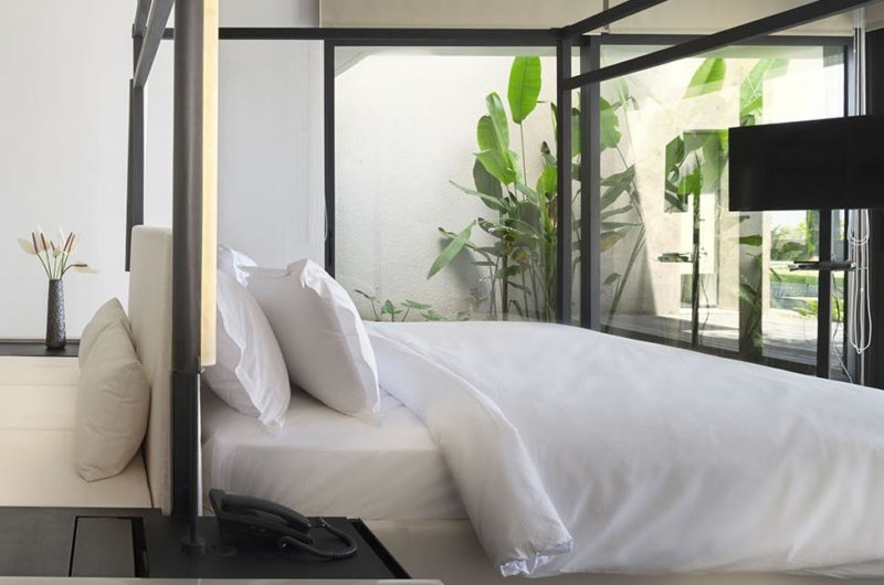 Bedroom with View - Villa Soham - Ungasan, Bali