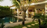 Gardens and Pool - Villa Sophia - Seminyak, Bali