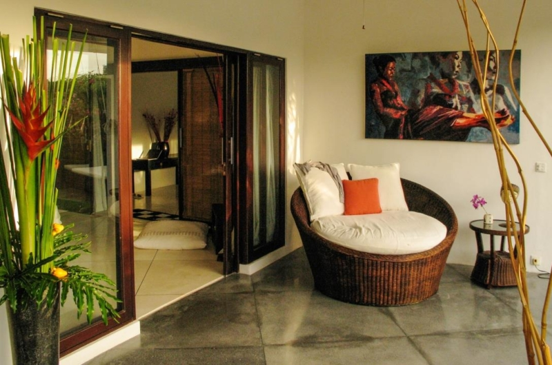 Seating Area - Villa Sophia - Seminyak, Bali