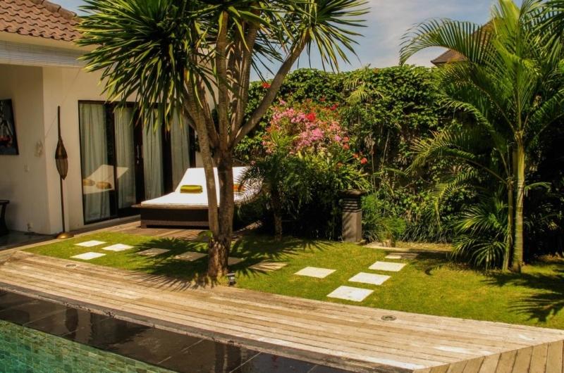 Sun Beds - Villa Sophia - Seminyak, Bali