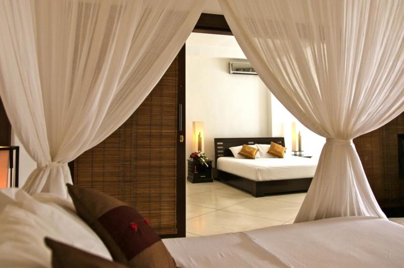 Bedroom View - Villa Sophia - Seminyak, Bali