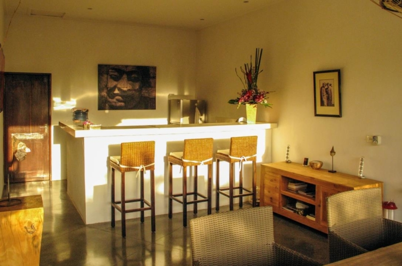 Breakfast Bar - Villa Sophia - Seminyak, Bali