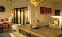 Living and Dining Area - Villa Sophia - Seminyak, Bali