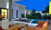 Pool Side - Villa Suliac - Legian, Bali