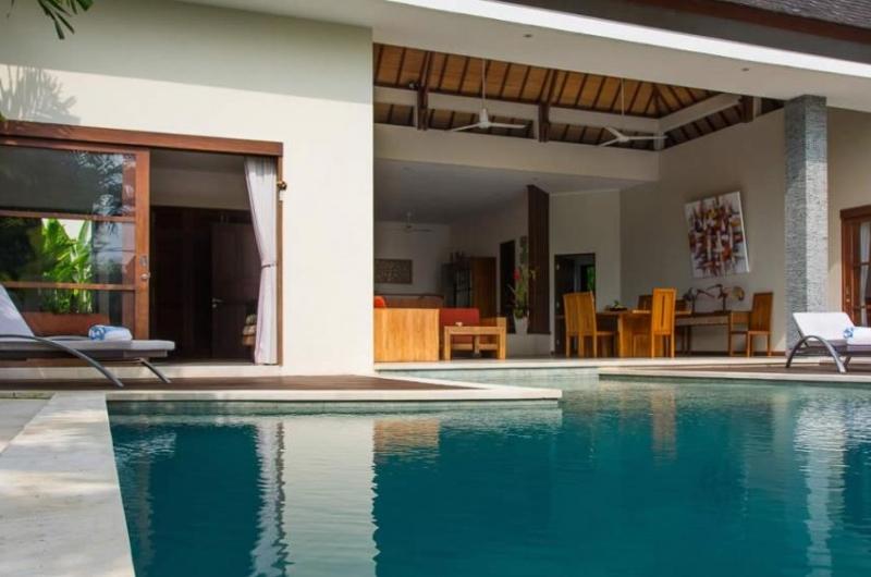 Swimming Pool - Villa Suliac - Legian, Bali