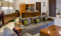Living Area - Villa Suliac - Legian, Bali