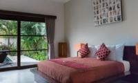 Bedroom with Pool View - Villa Suliac - Legian, Bali