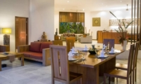 Living and Dining Area - Villa Suliac - Legian, Bali