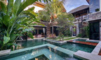 Private Pool - Villa Sundari - Seminyak, Bali