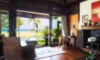 TV Room - Villa Sungai Tinggi - Pererenan, Bali