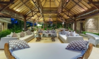 Indoor Living Area - Villa Sungai Tinggi - Pererenan, Bali