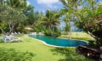 Reclining Sun Loungers - Villa Sungai Tinggi - Pererenan, Bali