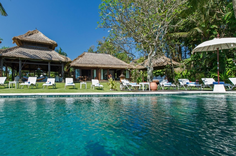 Swimming Pool - Villa Sungai Tinggi - Pererenan, Bali