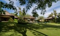 Gardens - Villa Surya Damai - Umalas, Bali