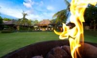 Fireplace - Villa Surya Damai - Umalas, Bali