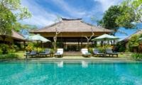 Reclining Sun Loungers - Villa Surya Damai - Umalas, Bali