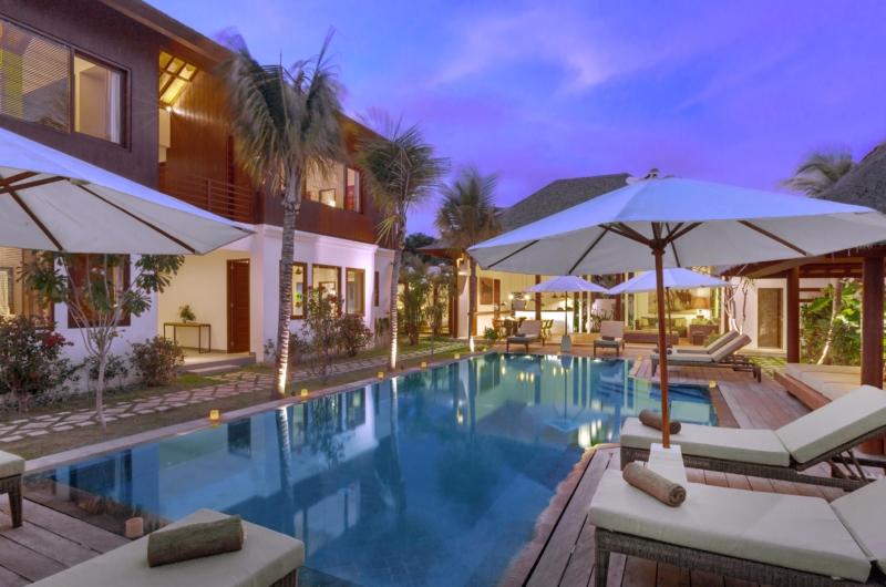 Swimming Pool - Villa Tangram - Seminyak, Bali