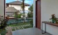 Entrance - Villa Tangram - Seminyak, Bali