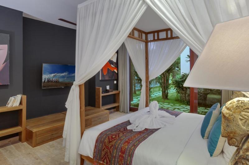 Bedroom with Garden View - Villa Tangram - Seminyak, Bali