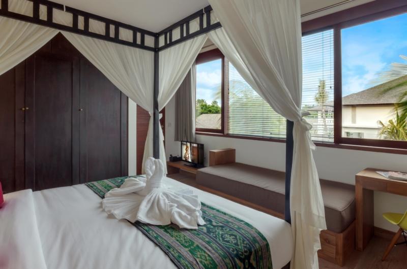 Bedroom with View - Villa Tangram - Seminyak, Bali