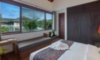 Bedroom View - Villa Tangram - Seminyak, Bali