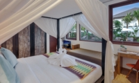 Bedroom with Seating Area - Villa Tangram - Seminyak, Bali
